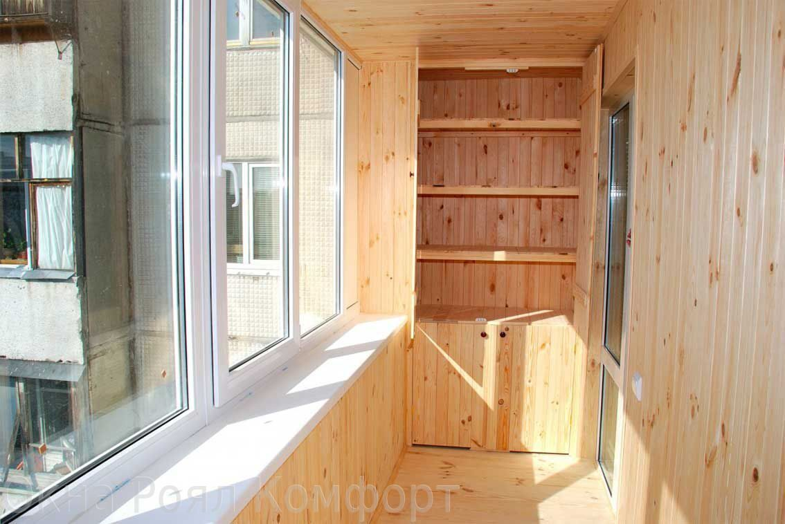 Фото балконы своими руками
