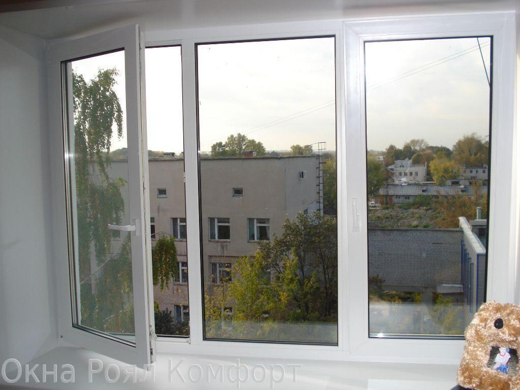 У соседки в окне 1 фотография