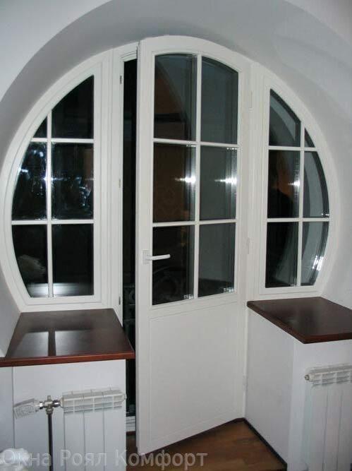Как выбрать пвх окно с балконной дверью в москве и области.