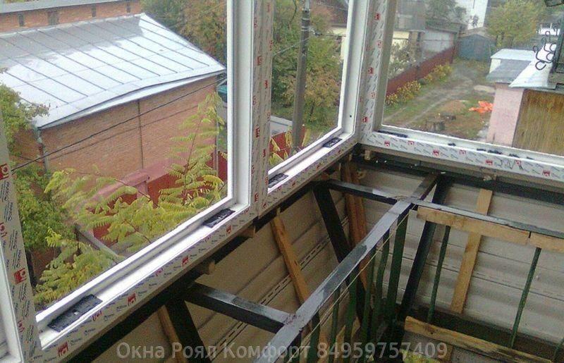 Пластиковые окна: установка и монтаж по стандартам.