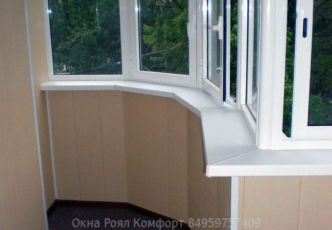 Остекление балкона п-3м: новое качество жилого пространства.