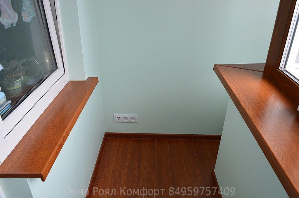 Остекление балконов и лоджий в москве.