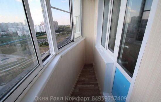 Остекление балконов и лоджий п 44 - размеры, цены, комплекта.