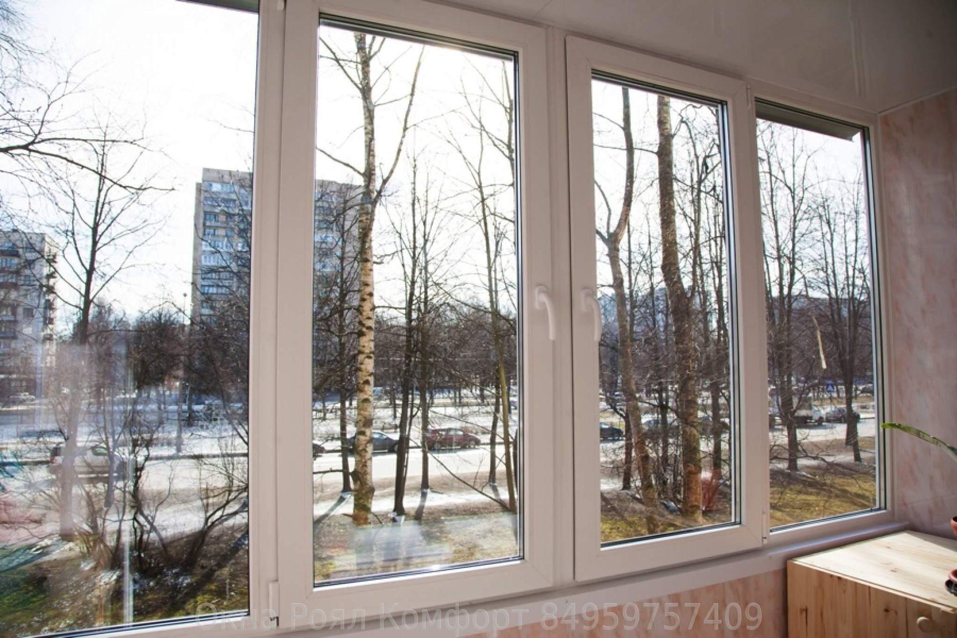 Пластиковые окна п 30. остекление п 30 пвх по низким ценам..