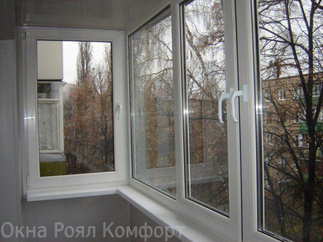 Пластиковые окна в доме II-18 под ключ Домашний проект
