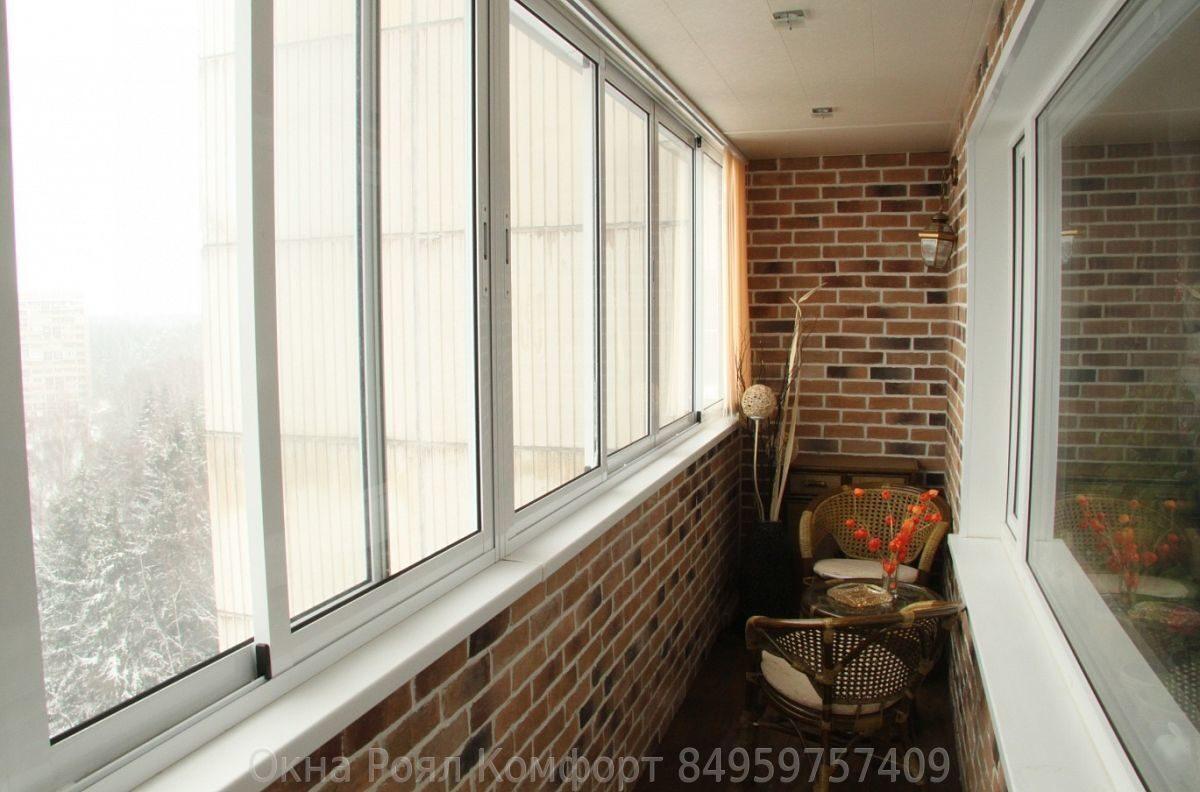 Фото остекление и утепление балконов и лоджий..