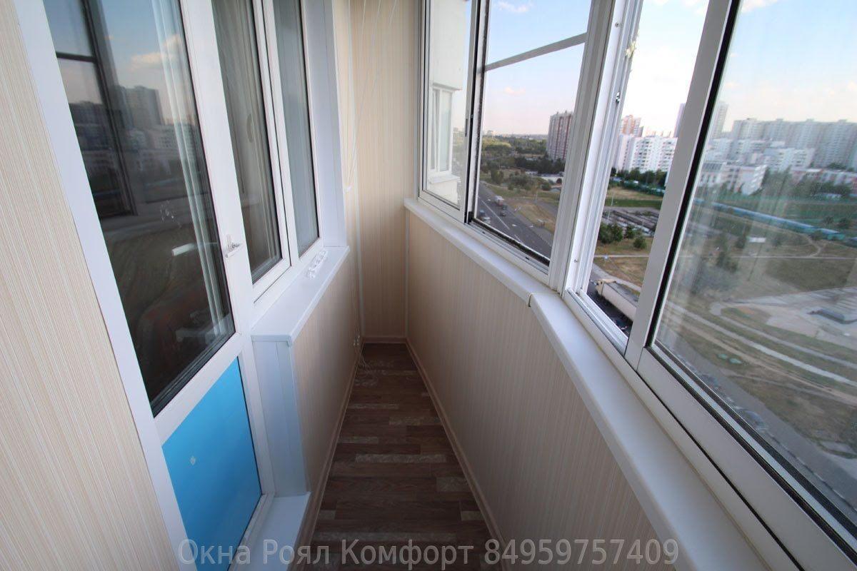 Остекление балкона п 44 цена остекление балконов i 511