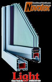 Пластиковые окна Novotex Light