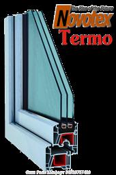 Пластиковые окна Novotex Termo 70