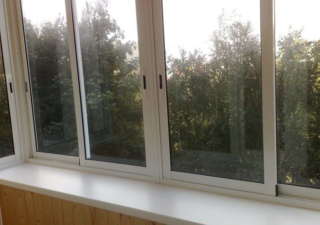Остекления балкона однокомнатной хрущевки лысьва остекление балконов